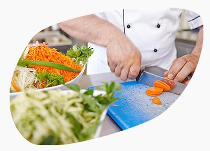 Vegetarische Vollwertkost